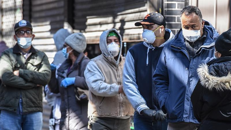 World opinion shifts in favour of masks as virus fight deepens ...