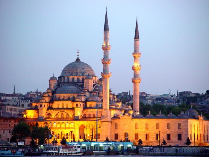 Γενί Τζαμί (Κωνσταντινούπολη) - Βικιπαίδεια