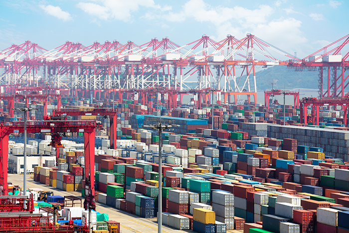 Chinese exports to US and EU off to flying start | JOC.com