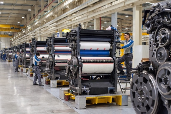 Chinese print shops are growing with Heidelberg machines from the plant in  Shanghai - World of Print