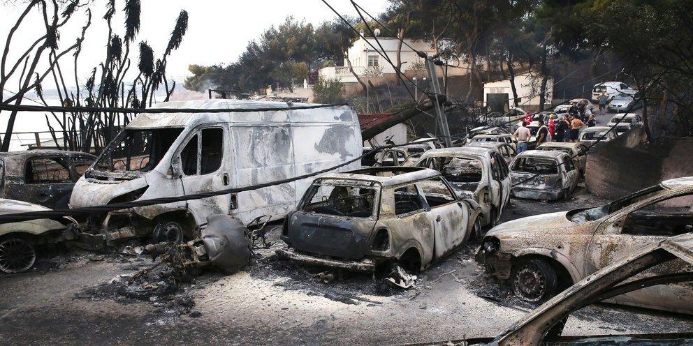 Μάτι: Τα ονόματα των 102 νεκρών στη φονική πυρκαγιά   ΕΛΛΑΔΑ   iefimerida.gr